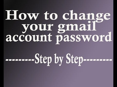 How To Change & Recover Gmail Password | Tech Hacks