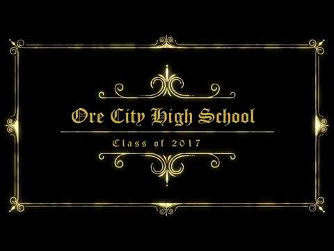 Ore City High School Class of 2017 Senior Video