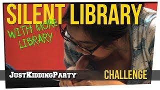 Silent Library w/ More Library ft. Gina Darling & David So thumbnail