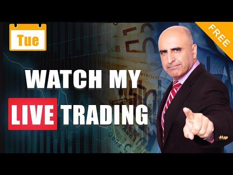 Live Day Trading Room Streaming  Meir Barak