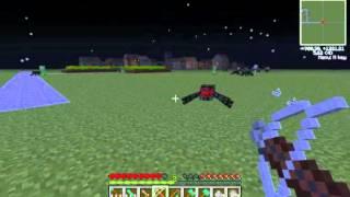 Gameplay na pár Módů v Murloc Minecraft