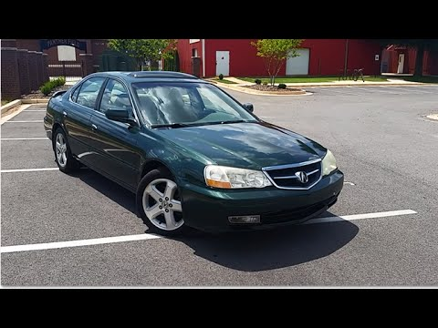 2002 Acura TL Type S review, walk around, start up, tour