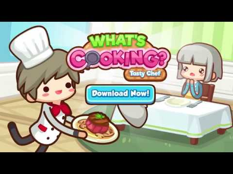 What's Cooking? – Tasty Chef 1