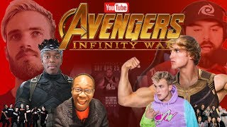 KSI vs Logan Paul (Infinity War Style Trailer)