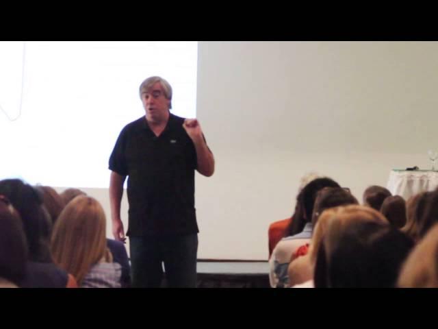 Conferencia Biología Total / Enrique Bouron (Primera parte).