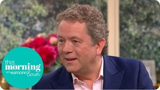 Impressionist Jon Culshaw Orders Pizza as Other Celebrities! | This Morning thumbnail