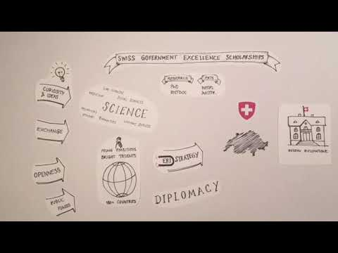 What are Swiss Government Excellence Scholarships?