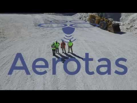 Aerotas - Mine Data Collection