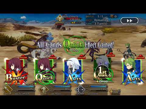 Fate/Grand Order: Anne Bonny and Mary Read's Interlude!