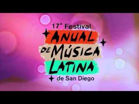 17o Festival Anual de Música Latina de San Diego
