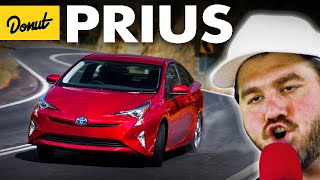 TOYOTA PRIUS - Everything You Need to Know | Up to Speed