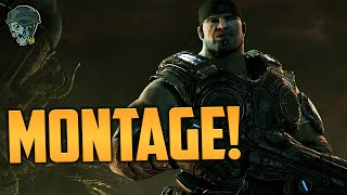 FUNNY MOMENTS & AWESOME KILLS (Gears of War UE Montage)