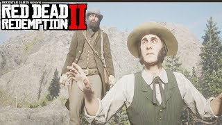 Red Dead Redemption 2 Stories: Evelyn Miller | The American Inferno (All Cutscenes)