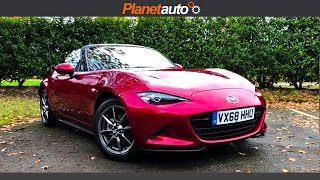 2019 Mazda MX5 Review and Road Test | Planet Auto
