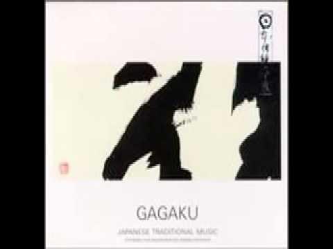 Gagaku - japanese traditional music -  04 kishunraku no jo