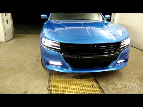 2015 Dodge Charger - Tazer - DRL - TURN SIGNAL