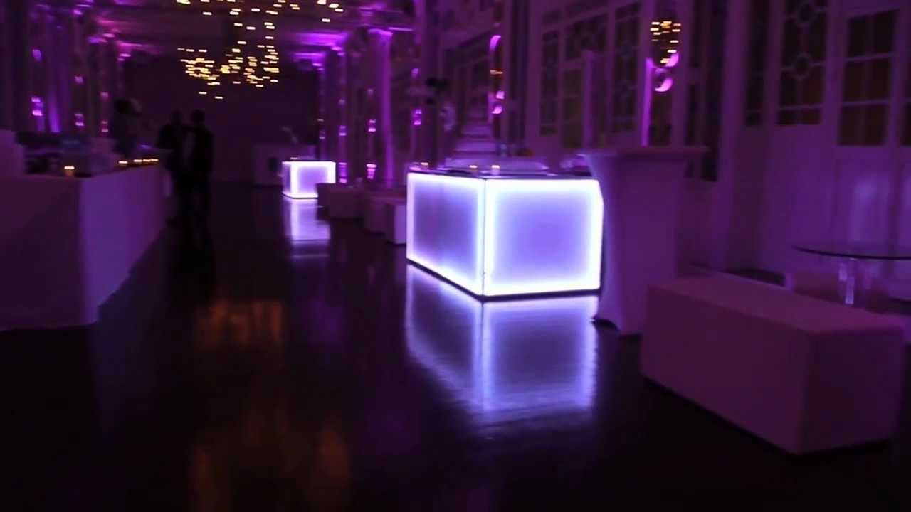 16 le salon des miroirs agencement cocktail youtube for Le salon des miroirs
