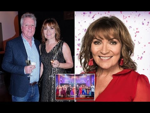 Lorraine Kelly reveals the secret to a long marriage