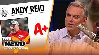 Colin Cowherd hands out grades for Super Bowl LIV | NFL | THE HERD