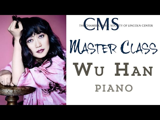 Master Class with Wu Han - April 4, 2016