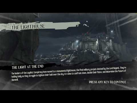 Dishonored Admiral Havelock's Monologue