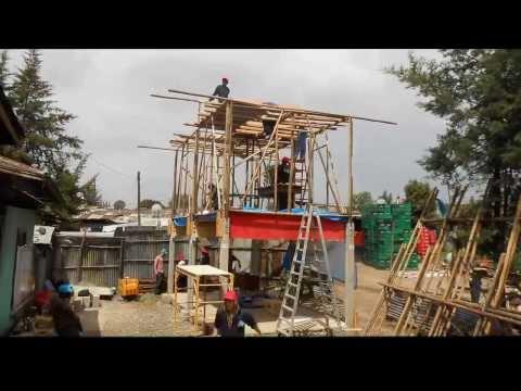 EiABC : BAUHAUS : JUBA – SICU Prefab House – Addis Ababa