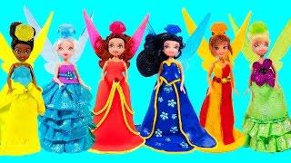 видео Куклы Феи Диснея