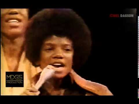 JACKSON 5 -Never can say goodbye-Rare live1972