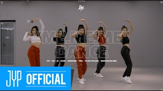 "Gambar cover ITZY ""WANNABE"" Dance Practice Teaser"