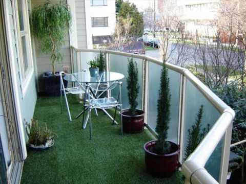 Artificial Grass Balcony
