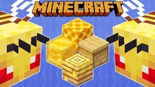 Minecraft 1.15 New Blocks, Bees & Old Myths [Minecraft Myth Busting 123]