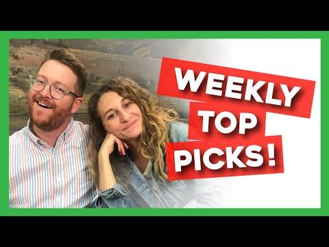 WEEKLY TOP PICKS!! - 10/8/19