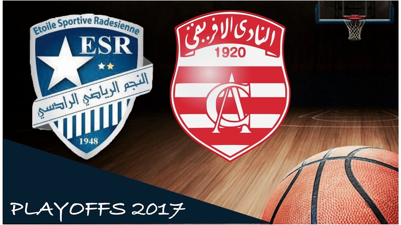 ES.Rades\Club Africain.  j4 playoffs (18-1-2017)