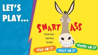UG Studios Presents Smart Ass! The Think First, Talk Fast Game Show, Season 1 Episode 10