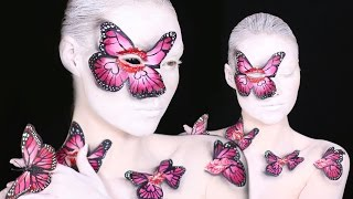 Butterfly Kisses Makeup Tutorial