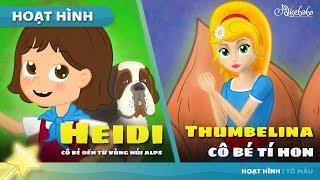 HEIDI, CÔ BÉ ĐẾN TỪ VÙNG NÚI ALPS + THUMBELINA CÔ BÉ TI HON câu chuyện cổ tích hoạt hình phim