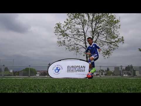 Meet Luis Klimo from Volf Soccer Academy Canada
