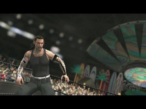 WWE SmackDown vs. Raw 2009 Xbox 360 Trailer - Trailer (HD)