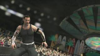 WWE SmackDown vs. Raw 2009 Xbox 360 Trailer - Trailer (HD)