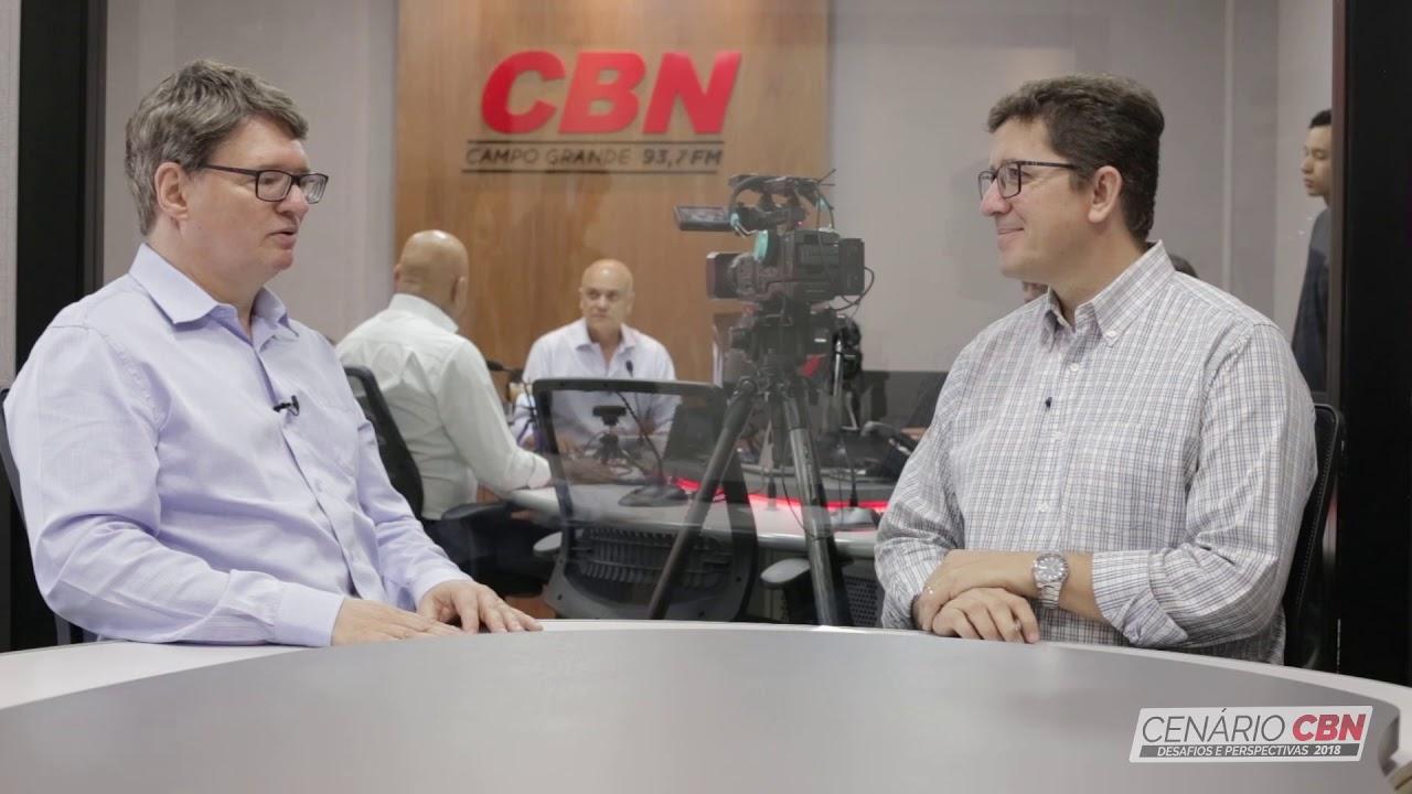 Cenário CBN, Desafios e Perspectivas 2018