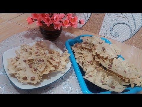 Download Youtube: Resep Peyek Kacang Renyah Kriuk Kriuk Dan Gurih