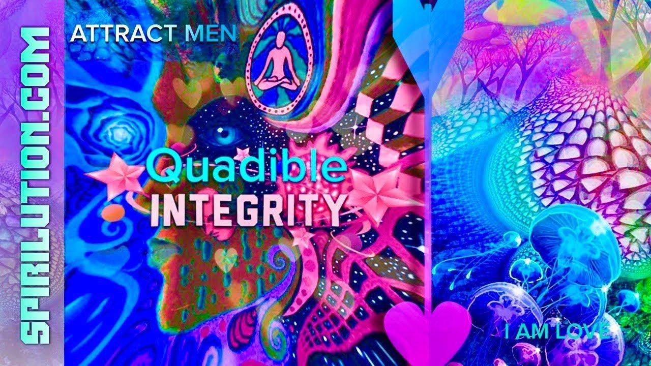 ★Attract Men Fast!★ (Subliminal Binaural beats Meditation Vibration Intent  Energy Frequencies)