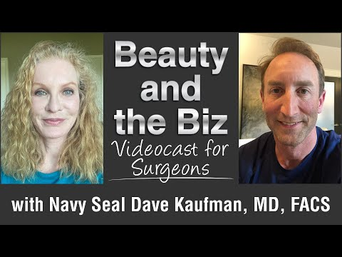 Videocast for Surgeons with Navy Seal Dave Kaufman, MD, FACS