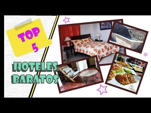 Top 5 Hoteles baratos