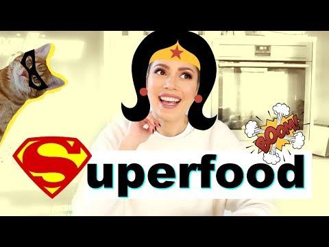 SUPERFOOD - gesund und günstig  #yummypilgrim
