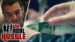 Could YOU Do This Prop Bet?   The Real Hustle   YT