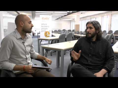 Victor Brossa, Arte y Creatividad en los Recursos Humanos - EADA Business School