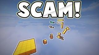 Admin Series: Parkour Scam on InvadedLands!!