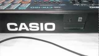Converter ?udio para MIDI e usar teclado musical como controlador no PC