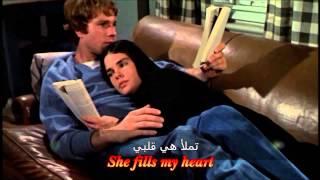 Love Story - Originally sung by Andy Williams (with Lyrics) [HD] مترجمة  اعظم اغنية حب تسمعها
